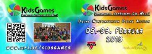 Flyer KidsGames 18 aussen1