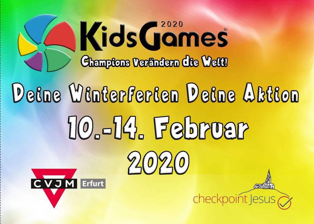 KidsGames 2020 Sidebar